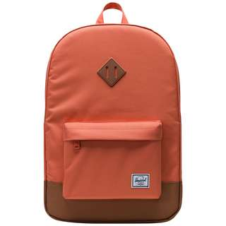 Herschel Rucksack Heritage Daypack orange / braun