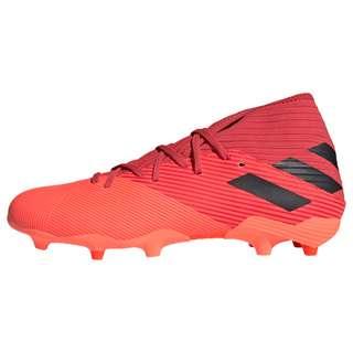 adidas Nemeziz 19.3 FG Fußballschuh Fußballschuhe Herren Signal Coral / Core Black / Glory Red