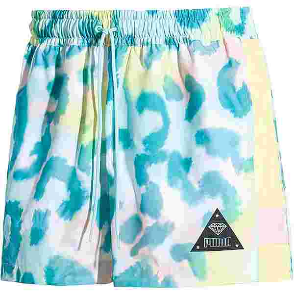 PUMA x Diamond Shorts Herren weiß
