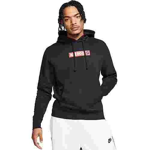 Nike Sportswear Hoodie Herren schwarz