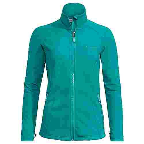 VAUDE Women's Rosemoor Fleece Jacket Outdoorjacke Damen riviera