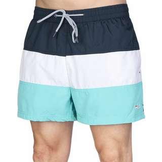 FILA Saloso Boardshorts Herren blau/weiß