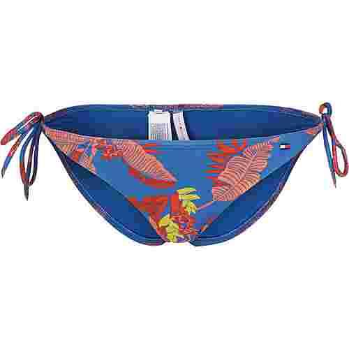 Tommy Hilfiger Tropic String Side Tie W Bikini Hose Damen blau/pink