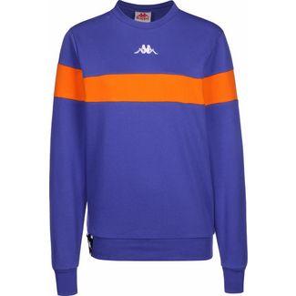 KAPPA Authentic La Cemars Sweatshirt Damen blau