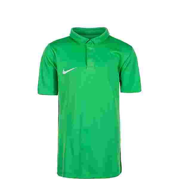 Nike Dry Academy 18 Poloshirt Kinder grün
