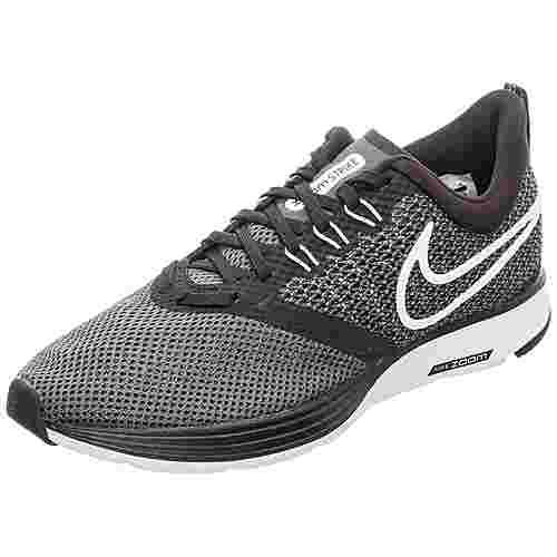 Nike Zoom Strike Laufschuhe Damen schwarz / weiß