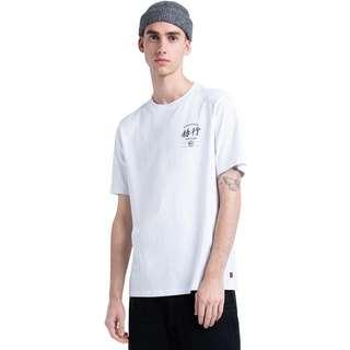 Herschel Chinese Classic T-Shirt Herren weiß