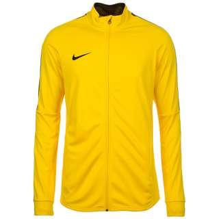 Nike Dry Academy 18 Trainingsjacke Herren gelb / schwarz