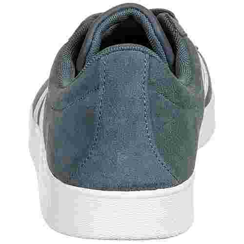 adidas VL Court 2.0 Sneaker Herren blau / weiß