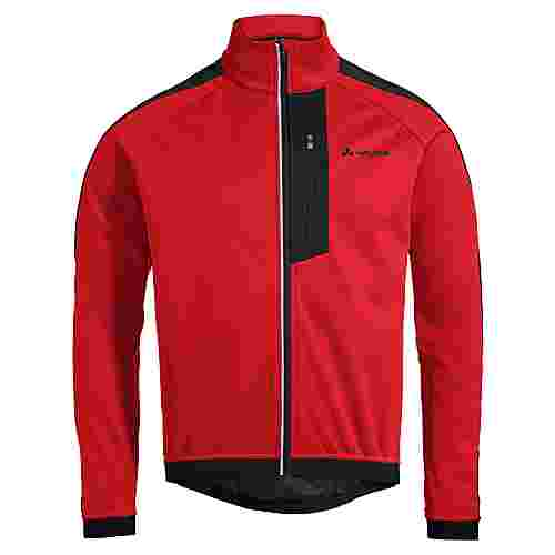 VAUDE Men's Posta Softshell Jacket V Outdoorjacke Herren mars red
