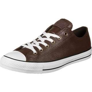 CONVERSE Chuck Taylor All Star Leather Ox Sneaker braun