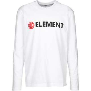 Element Blazin Longshirt Herren optic white