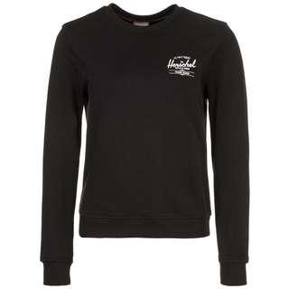 Herschel Crewneck Sweatshirt Damen schwarz / weiß