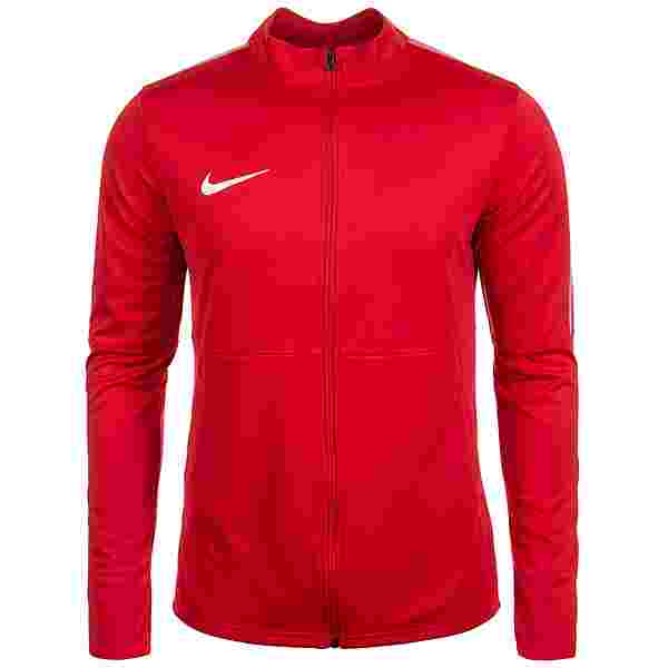Nike Dry Park 18 Trainingsjacke Herren rot / weiß