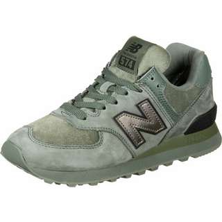 NEW BALANCE WL574 Sneaker Damen grün