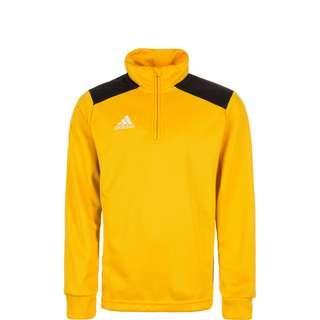 adidas Regista 18 Langarmshirt Kinder gelb / schwarz