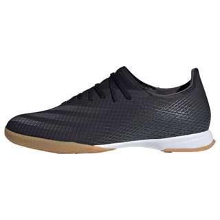 adidas X Ghosted.3 IN Fußballschuh Fußballschuhe Herren Core Black / Grey Six / Core Black