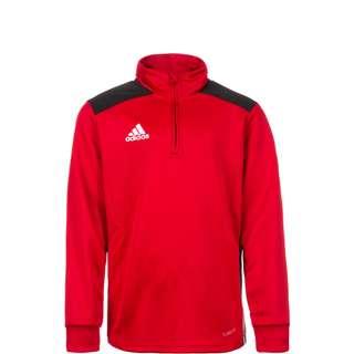 adidas Regista 18 Langarmshirt Kinder rot / schwarz