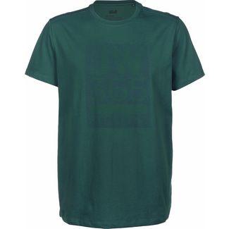 Jack Wolfskin 365 T-Shirt Herren türkis