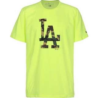 New Era MLB Infill Team Logo Los Angeles Dodgers T-Shirt Herren grün