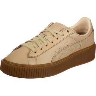 PUMA Platform Veg Tan NATUREL W Sneaker Damen beige