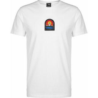 iriedaily Stonefinger T-Shirt Herren weiß