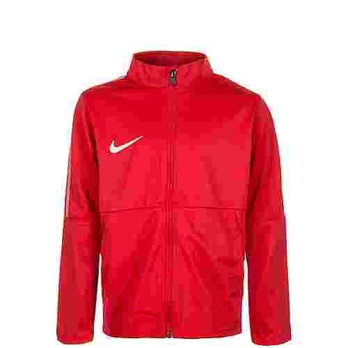 Nike Dry Park 18 Trainingsjacke Kinder rot / weiß