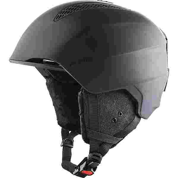ALPINA GRAND Skihelm black matt