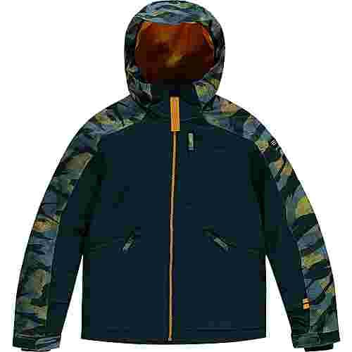 O'NEILL Diabase Snowboardjacke Kinder green aop
