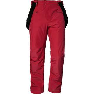 Schöffel Skihose Herren high risk red