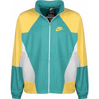 Kleidung von Nike in türkis im Online Shop von SportScheck