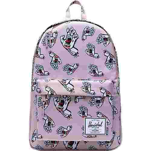 Herschel Rucksack Classic X-Large Daypack rosa / bunt