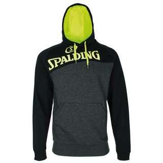 Spalding Street Hoodie Herren grau / gelb
