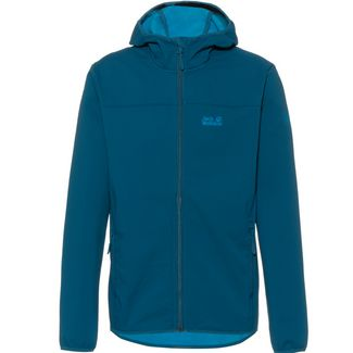 Jack Wolfskin Northern Point Softshelljacke Herren dark cobalt