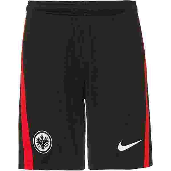 Nike Eintracht Frankfurt 20-21 Heim Fußballshorts Herren black-white