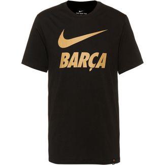Nike FC Barcelona T-Shirt Herren black