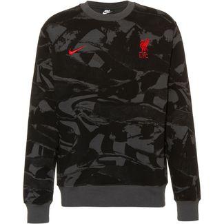 Nike FC Liverpool Funktionsshirt Herren anthracite-black-university red