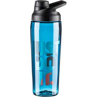 Nike Hypercharge Chug Trinkflasche valerian blue-anthracite