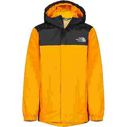 The North Face Resolve Regenjacke Kinder summit gold