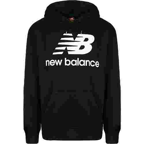 NEW BALANCE MT83585 Essentials Hoodie Herren schwarz