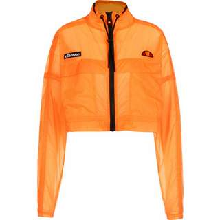 Ellesse Sabato Trainingsjacke Damen neon/orange
