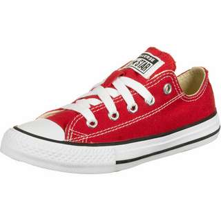 CONVERSE Chuck Taylor All Star Sneaker Kinder rot