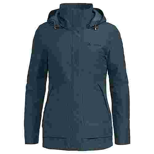 VAUDE Women's Limford Jacket III Outdoorjacke Damen steelblue