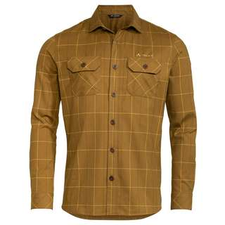 VAUDE Men's Jerpen LS Shirt III Funktionsbluse Herren bronze