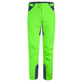 VAUDE Men's Qimsa Softshell Pants II Trekkinghose Herren vibrant green