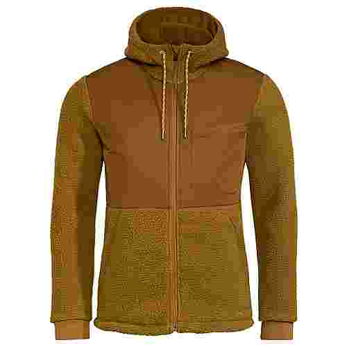 VAUDE Men's Manukau Fleece Jacket Outdoorjacke Herren bronze