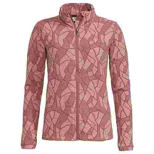 VAUDE Women's Limford Fleece Jacket Outdoorjacke Damen dusty rose