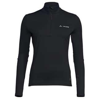 VAUDE Women's Livigno Halfzip II Sweatshirt Damen black