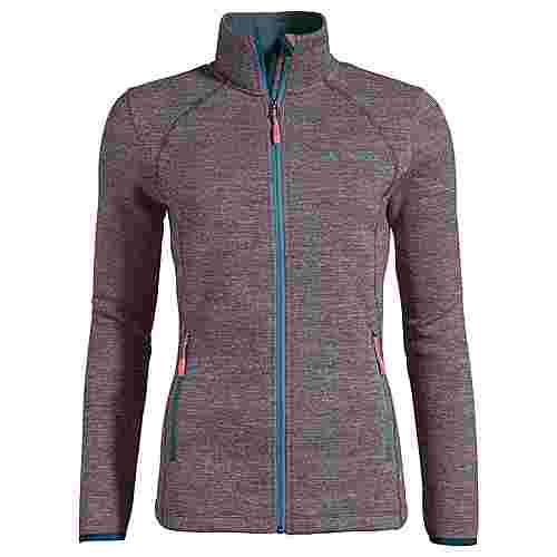 VAUDE Women's Rienza Jacket II Outdoorjacke Damen vibrant pink