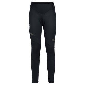 VAUDE Women's Advanced Warm Tights Trekkinghose Damen black